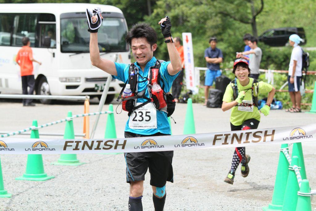 第16回北丹沢12時間山岳耐久レース