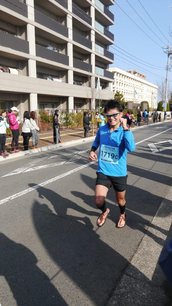 第63回勝田全国マラソン